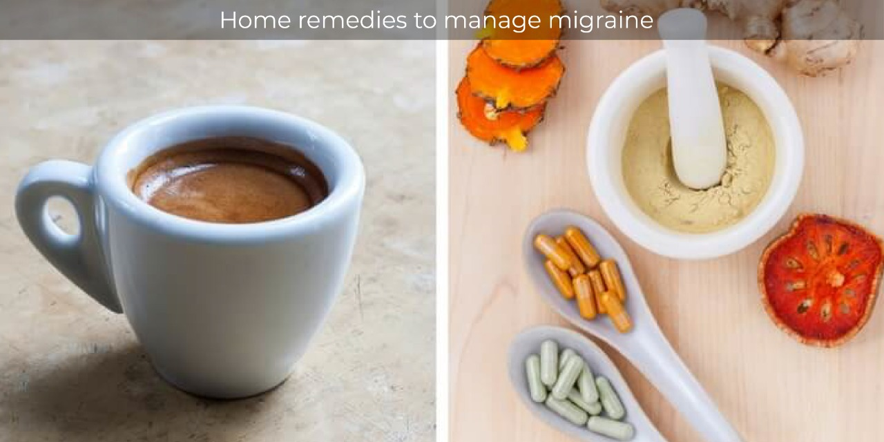 Home Remedies to Manage Migraine