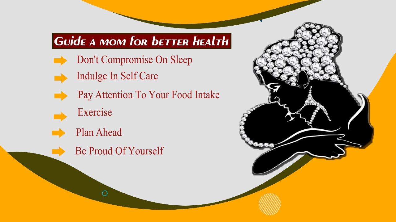 Guide a mom for better health