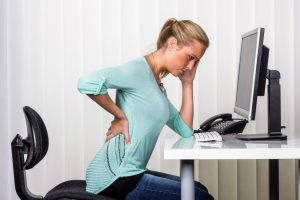 How to avoid back pain while working from home