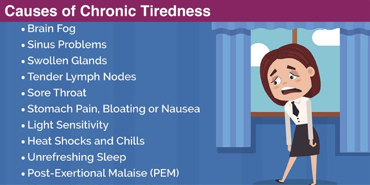 Causes of Chronic Tiredness